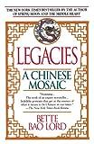 Legacies, Bette Bao Lord, 0449906205