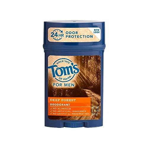 Tom's of Maine For Men Deep Forest Deodorant 2.25 oz