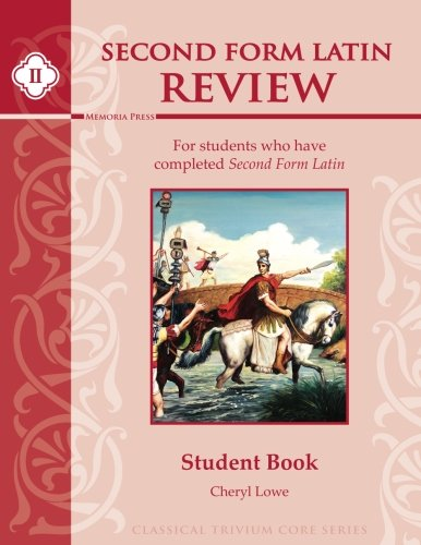 Download Second Form Latin Review Student Book pdf