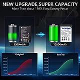 Perfine V20 Battery [10500mAh] BL-44E1F Replacement