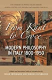 From Kant to Croce, Copenhaver, Brian Pa, 1442642661