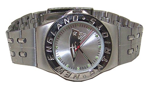 New England Patriots Womens Watch - New England Patriots Watch Avon Release 2007 Wristwatch Mens