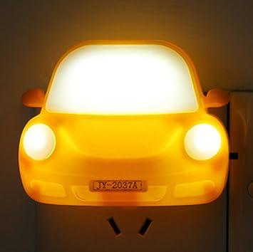 Amazon Com Creative Car Nightlight Electronics 3d Led Colorful