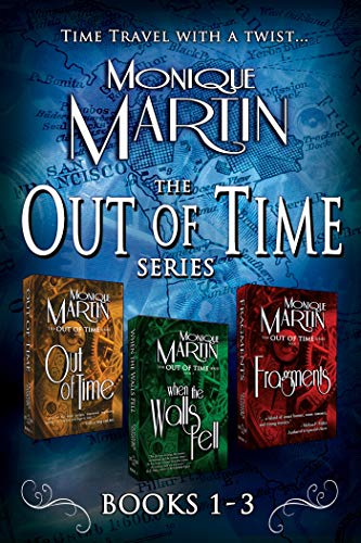 Out of Time Series Box Set (Books 1-3) (Out Of Time Box Set Book ()
