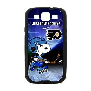 Custom Unique Design NHL Philadelphia Flyers Samsung Galaxy S3 Silicone Case hjbrhga1544