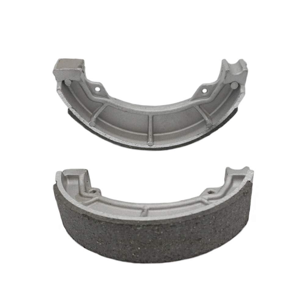 Transparent Hose /& Stainless Banjos Pro Braking PBR2823-CLR-SIL Rear Braided Brake Line