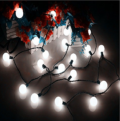 Buy White Outdoor Christmas Lights - 7