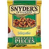 スナイダーのハラペーニョプレッツェル片125グラム - Snyder's Jalapeno Pretzel Pieces 125g [並行輸入品]