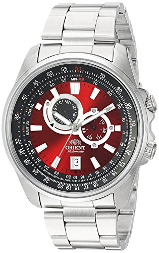 Orient Men's 'Apex' Japanese Automatic Stainless Steel Ca...