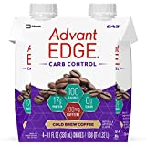 Best EAS Diet Shakes - EAS AdvantEDGE Carb Control Protein Shake Cold Brew Review