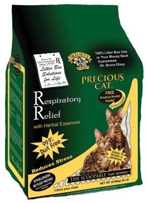 precious cat respiratory relief ctg