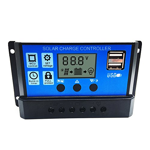 Solar Charge Controller (20A) - 8