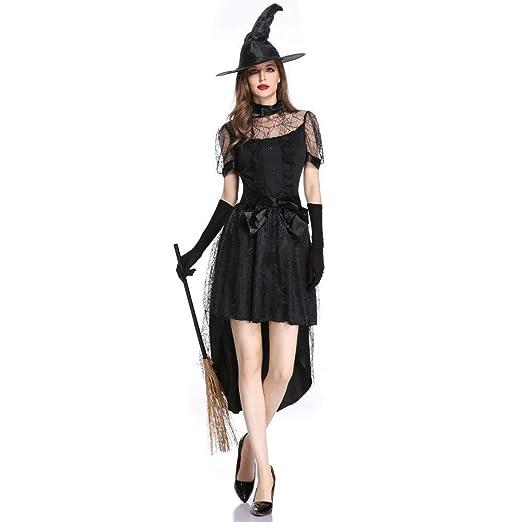 Ambiguity Disfraz de Halloween Mujer Rendimiento de Horror de ...