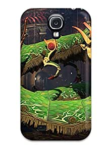 7222329K92714374 New Premium Toy Dragon Skin Case Cover Excellent Fitted For Galaxy S4