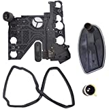 722.6 Transmission Conductor Plate+Connector+Filter+Gasket Repair Kit For Mercedes 5GTronic Trans