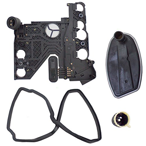 W5A330 5 Speed Transmission Complete Conductor Valve Body Plate Kit fits Various Chrysler Jeep Mercedes-Benz 1402701161 AutoAndArt