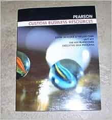pearson custom business resources pdf