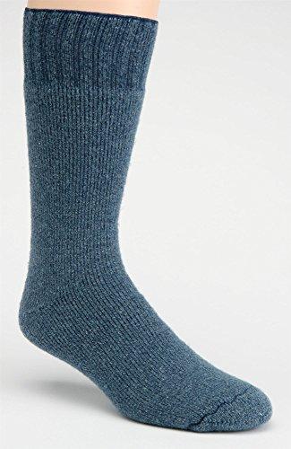 Outdoor Sock- J.B. Field's Trapper Sock (Denim, Large (8-12 Shoe))