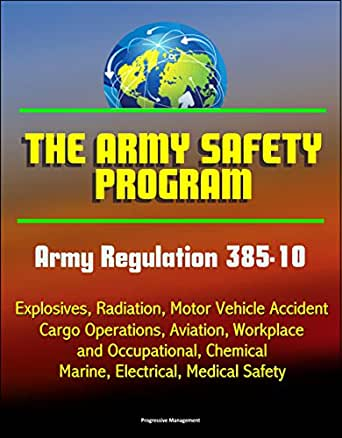 workplace safety army Implementation of the army safety program 1 table of contents occupational safety and health program (workplace safety) chapter 17 workplace inspections.