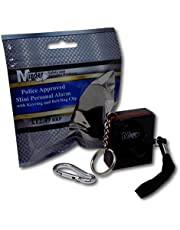 Minder® 140db Police Approved Mini Minder Security Alarm Keyring