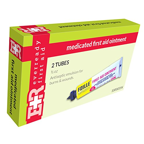 Ever Ready First Aid Foille Burn Ointment Tube ()
