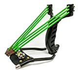 Metal-Professional-Powerful-Outdoor-Slingshot-Catapult-with-Flashlight-for-Hunting-Target-GameBlack