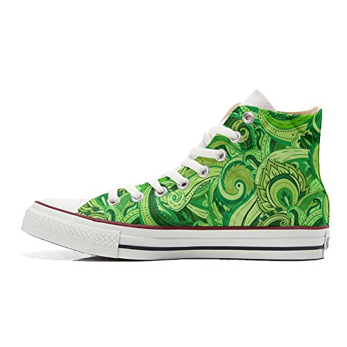 Converse All Star zapatos personalizados (Producto Handmade) Abstract