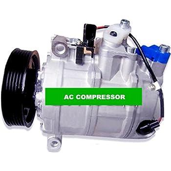 GOWE AC COMPRESSOR FOR CVW618 AC COMPRESSOR FOR CAR AUDI A4 A6 A8 2001-2009 447220-8394 447150-0590 4F0260805BA 8E0260805F 8E0260805H 8E0260805S