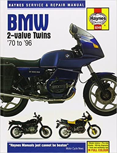 Haynes bmw twins motorcycles owners workshop manual1970 1996 haynes bmw twins motorcycles owners workshop manual1970 1996 1st edition fandeluxe Gallery