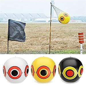 katoot @ 3pcs/set pe Ahuyentador de aves ojo globos Predator Scare ojos globo Tierabwehr–Repelente plagas pájaro resistencia herramientas Gear Control de plagas