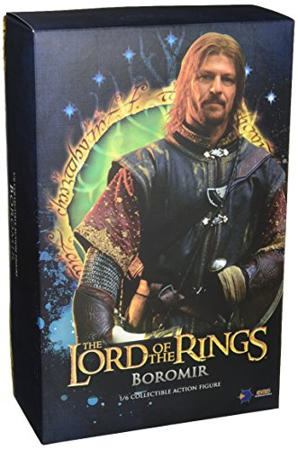 Asmus Toys The Lord of The Rings: Boromir (Rooted Hair Version) 1: 6 Scale Action Figure ()