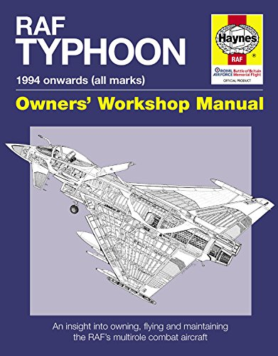 RAF Typhoon: 1994 onward (all marks) (Owners' Workshop Manual)