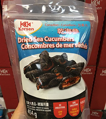 Canada Costco Dried Sea Cucumbers