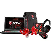 MSI GT73VR TITAN PRO 4K-858 17.3 4K Gaming Laptop - Intel Core i7-7820HK (KabyLake), NVIDIA GTX 1080, 32GB RAM, 1TB SSD + 1TB HDD + Gaming Bundle