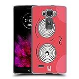 Head Case Designs Dizzy Kawaii Eyes Soft Gel Case for LG G Flex2 / Flex 2