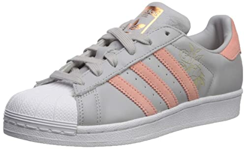 adidas superstar sneakers basses femme