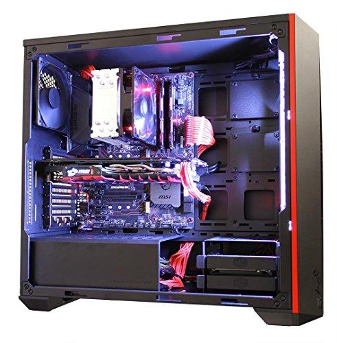 Cube Dragon Master ESports Ready Overclocked Gaming PC Core
