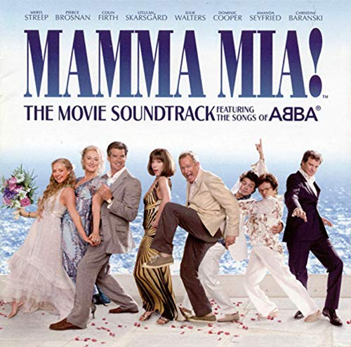 Meryl Streep - Mamma Mia Exclusive Limited Edition Soundtrack Vinyl 2X LP