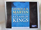 a clash of kings by george r r martin unabridged cd audiobook a song of ice and fire book 2
