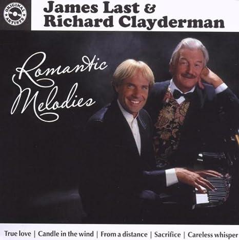 clayderman melodies