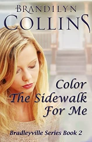 book cover of Color the Sidewalk for Me