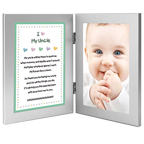 Christmas Gifts For Nephew And Niece: Compare Price To Uncle Picture Frame