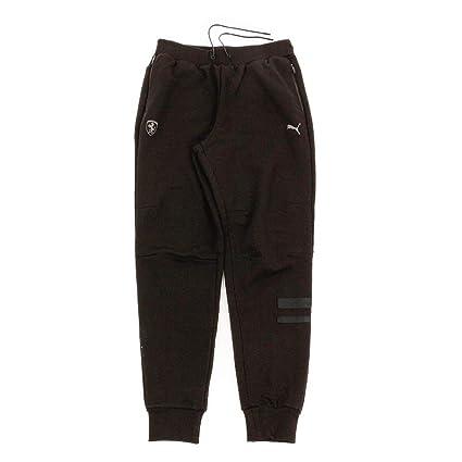 Puma Ferrari Sweat Pants CC, Puma Black, S: Amazon.es: Deportes y ...