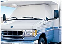 ADCO 2408 Chevy GMC Class C RV 1997 - 2000 White Windshield & Side Windows Privacy Snooze Bonnet Cover