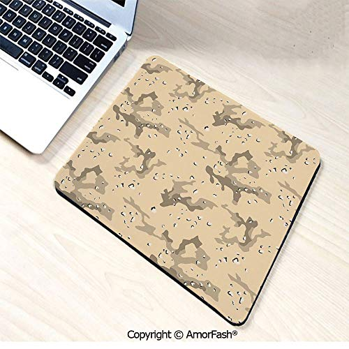 Large Mouse pad with Premium-Textured Cloth,Non-Slip Rubber Base,11