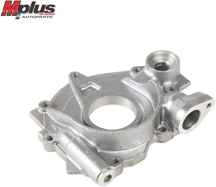 Mplus Engine Oil Pump Kit Replace 2007-2012 for Chevrolet Colorado 2.9L 3.7L 2009-2010 for Hummer H3T 3.7L 2007 for Chevrolet Trailblazer 4.2L GAS DOHC for GMC Canyon 2.9L 3.7L