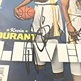 Stephen Curry & Kevin Durant Autographed Signed