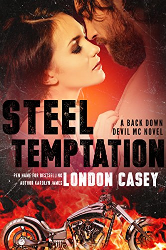 STEEL TEMPTATION (A Back Down Devil MC Romance - Dating Biker Free