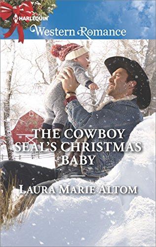 The Cowboy Seals Christmas Baby Cowboy Seals Book 5 Kindle