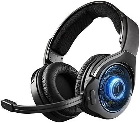 PDP Afterglow AG 9 Wireless Headset for PlayStation 4 by PDP: Amazon.es: Videojuegos